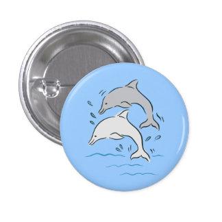 Dolphin Dolphins Marine Mammals Ocean Pin