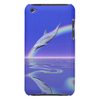 Dolphin Download Barely There iPod Case