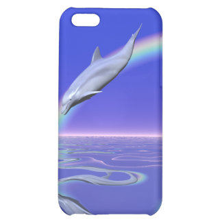 Dolphin Download Case For iPhone 5C