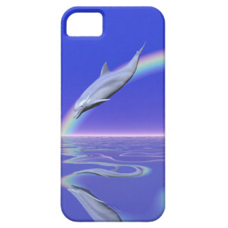 Dolphin Download iPhone SE/5/5s Case