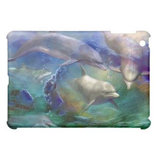 Dolphin Dream Art Case for iPad Case For The iPad Mini