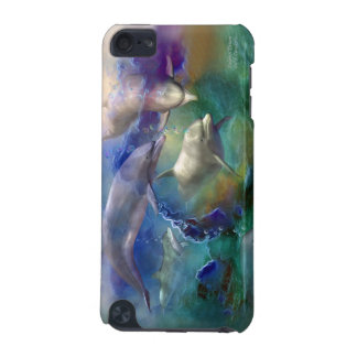 Dolphin Dream Art Case for iPod iPod Touch (5th Generation) Cases