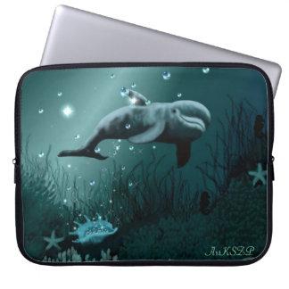 Dolphin Dream Computer Sleeve