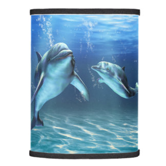 Dolphin Dream Lamp Shade