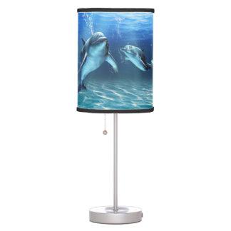 Dolphin Dream Table Lamp