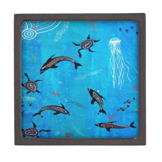 Dolphin Dreaming Keepsake Box