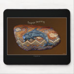 DOLPHIN DREAMING Marine Mammal MousePad