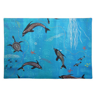 Dolphin Dreaming Placemats