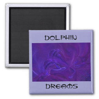 Dolphin Dreams Magnet