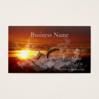 Dolphin Fantasy Business Card