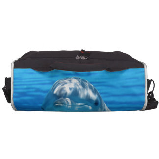 Dolphin Fish Animal Tropical Office Shower Party Commuter Bag