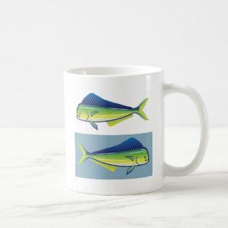 Dolphin Fish Coffee Mug