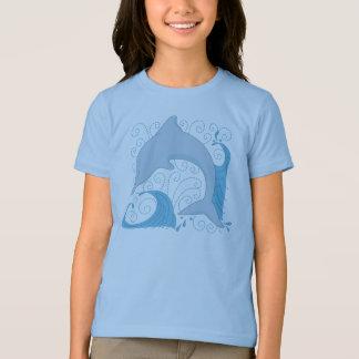 Dolphin Flip T-shirt