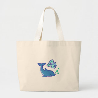 DOLPHIN FOUR YEARS OLD BAGS