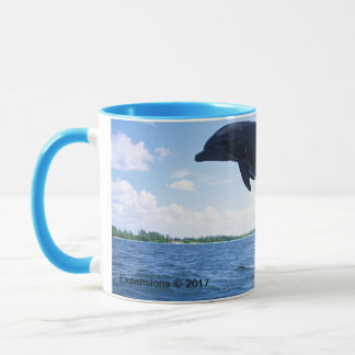 Dolphin Frequency Mug