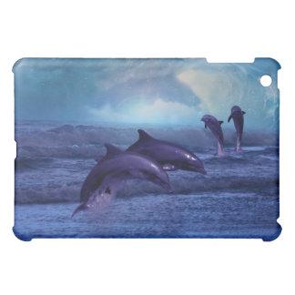 Dolphin fun and play iPad mini cases