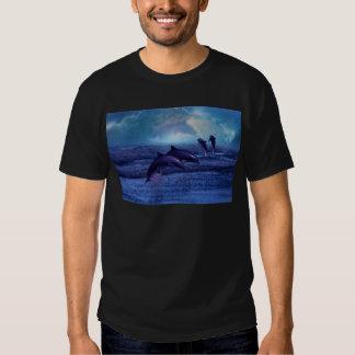 Dolphin fun and play tee shirt