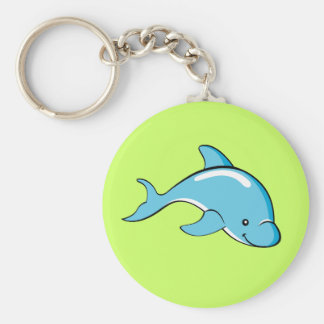Dolphin Gifts Keychain