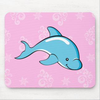 Dolphin Gifts Mouse Pad