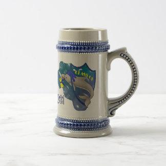 Dolphin Grad Beer Stein
