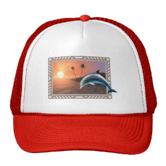 Dolphin Trucker Hats