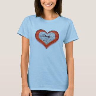 Dolphin Heart T-Shirt