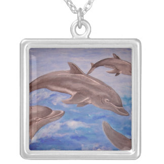 Dolphin High Five Jewelry
