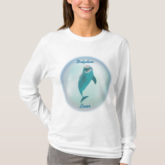 Dolphin In A Bubble T-Shirt