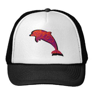 DOLPHIN IN BLISS TRUCKER HAT