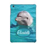 Dolphin in Blue Water Photo iPad Mini Retina Cover