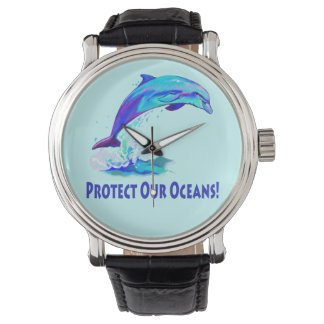 Dolphin in Colors: Protect our Oceans! Watch