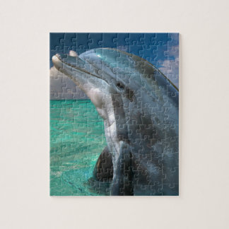 Dolphin in the Bahamas Jigsaw Puzzle