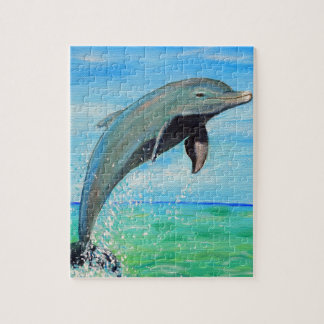 Dolphin Jigsaw Puzzle