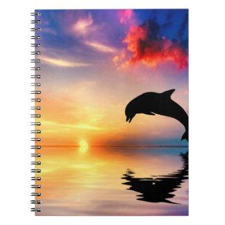 Dolphin Journal/Notebook