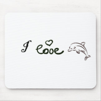 dolphin.jpg mouse pad