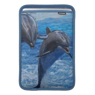"Dolphin Jumping 11"" MacBook Sleeve"