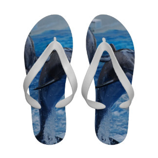 Dolphin Jumping Sandals