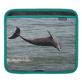 Dolphin Jumping iPad cover