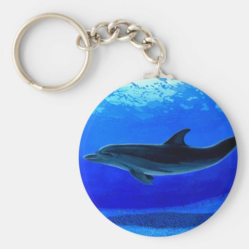 Dolphin Key Chains