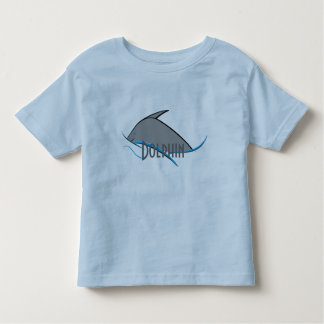 Dolphin Kids T-Shirt (with logo)