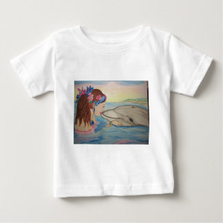 Dolphin Kiss Baby T-Shirt