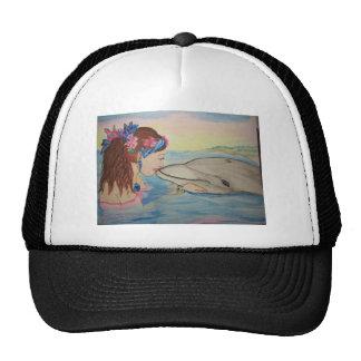 Dolphin Kiss Trucker Hat