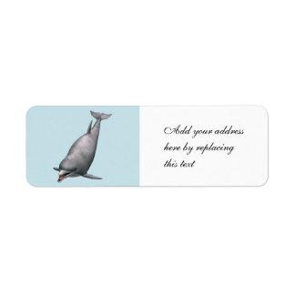 Dolphin Label