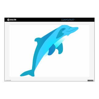 Dolphin Laptop Decals