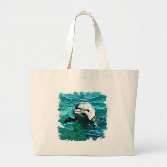 DOLPHIN LARGE TOTE BAG