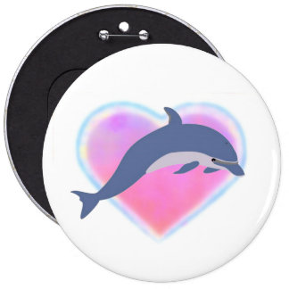 Dolphin Love button