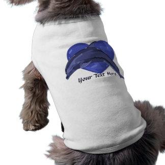 Dolphin Love Dog Shirt