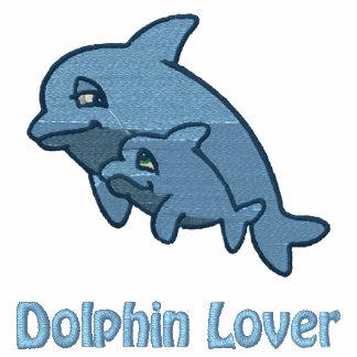 Dolphin Love Hoodies