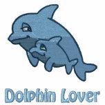 Dolphin Love Hoody