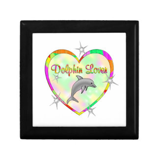 Dolphin Lover Keepsake Boxes
